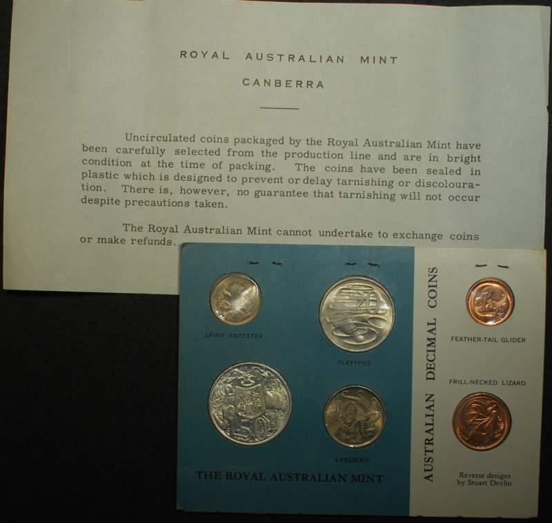 1966 blue card mint set with ram paper