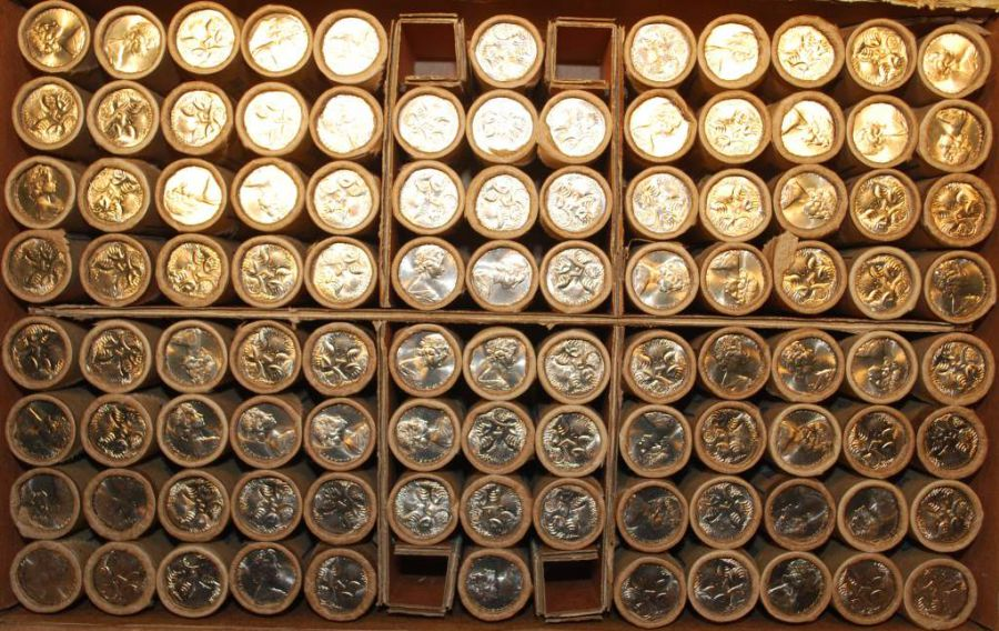 1979 5c royal Australian mint roll x 1 roll multiples available from mint box