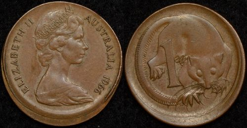 Australian Decimal Coin Errors for Sale - The Purple Penny