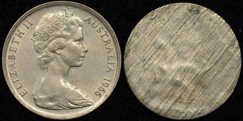 Decimal Coin Errors & Varieties - The Purple Penny