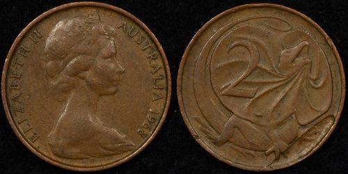 Australian Decimal Coin Errors for Sale - The Purple Penny