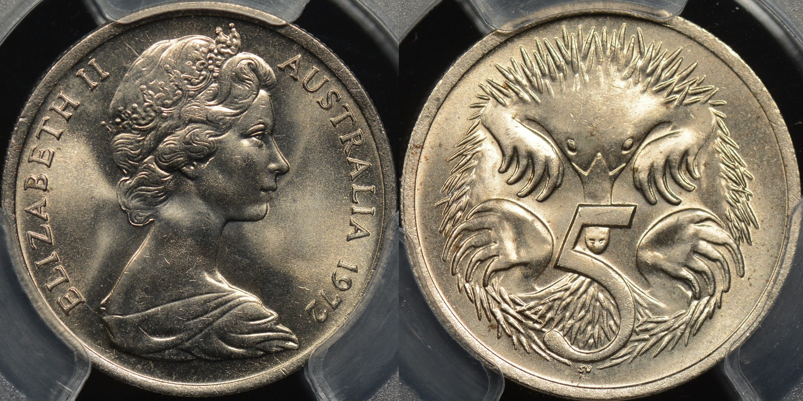 Sold Australian Decimal Coins - The Purple Penny