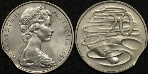 Australian Coins, World Coins, and Banknotes for Sale - The Purple Penny