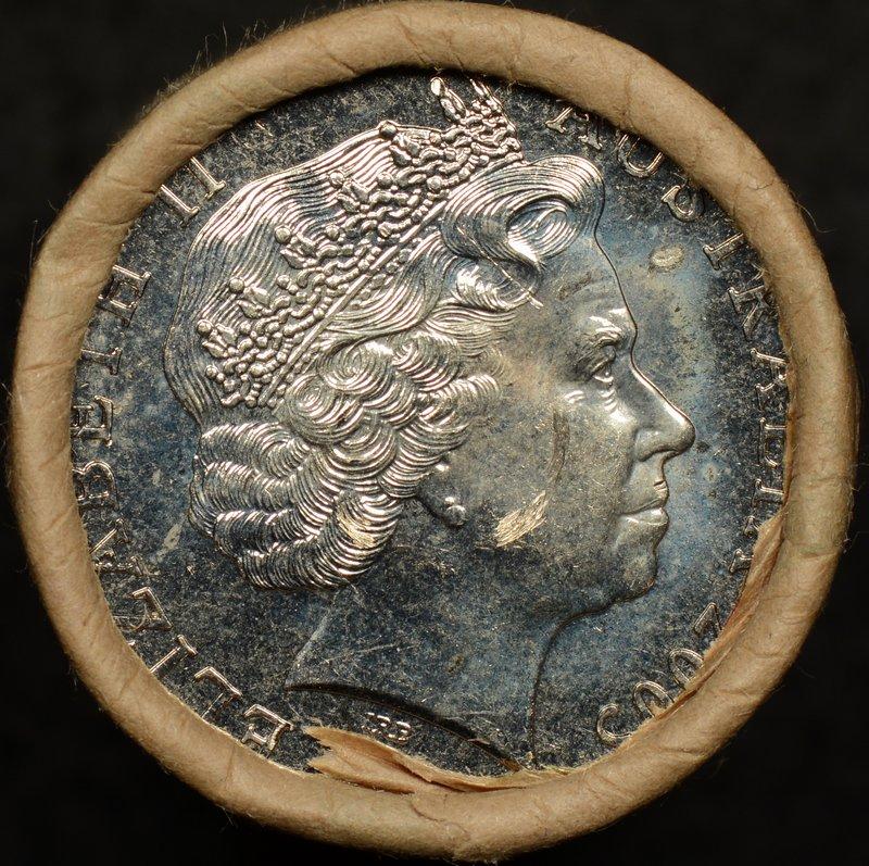 50 Cents - Elizabeth II (4th Portrait - XVIII Commonwealth ...